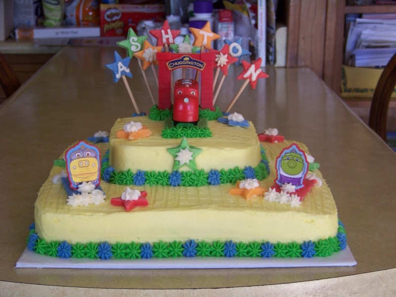Almost All Young Boys Go Through A Stage Where They Love Trains This Birthday Party Theme Is Easy To Plan And Find Decorations For