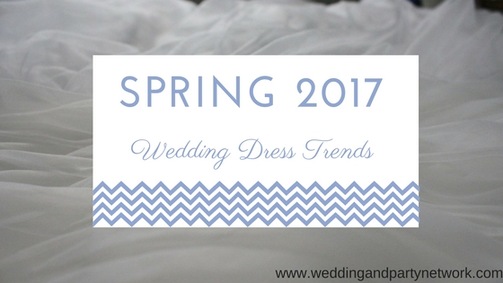 From the Runway: Spring 2017 Dress Trends