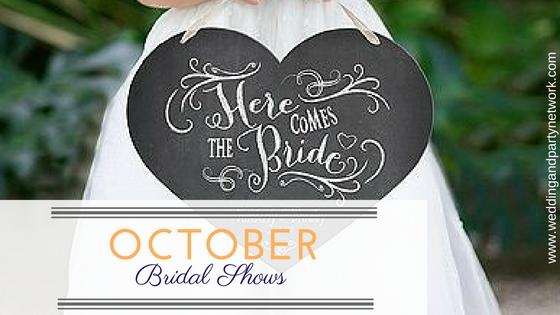 October Bridal Shows