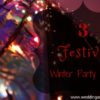 3 Festive Winter Party Ideas