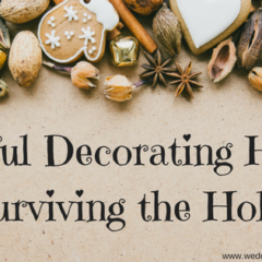 Helpful Decorating Hacks for Surviving the Holidays