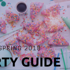 WPN's Spring 2018 Party Guide