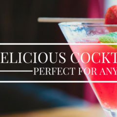10 Delicious Cocktails Perfect For Any Party
