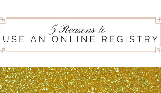 5 Reasons to Use an Online Registry