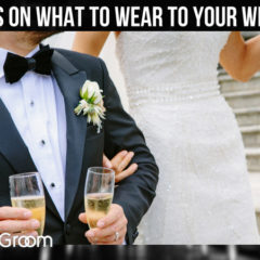 10 Tips on What to Wear to Your Wedding