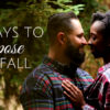 #FromTheGroom – 10 Ways to Propose This Fall