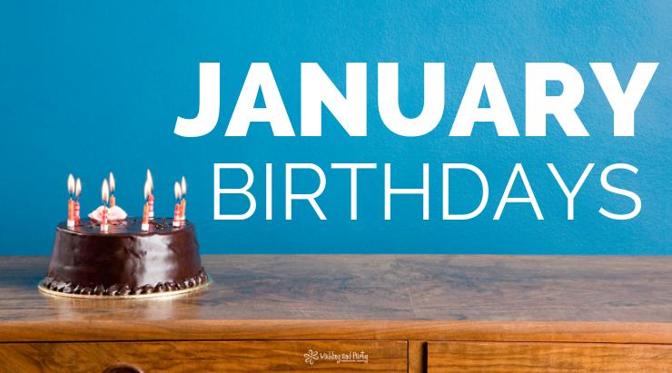 January Birthday Party Ideas