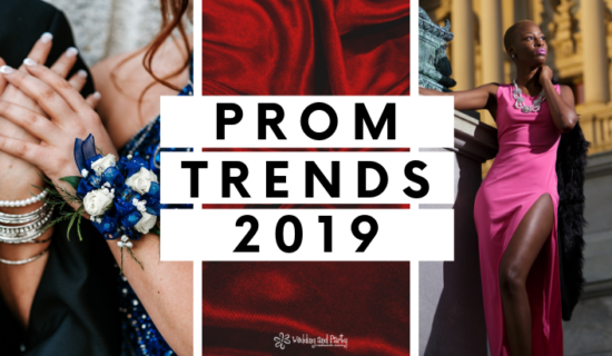 2019 Prom Trends to Try