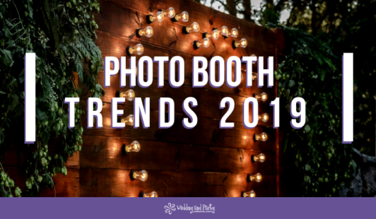 Photo Booth Trends 2019