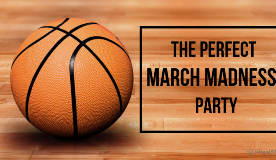 The Perfect March Madness Party