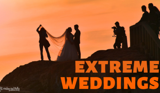 Extreme Weddings