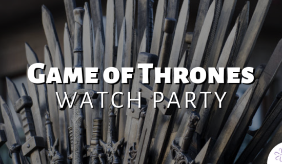 Game of Thrones Watch Party