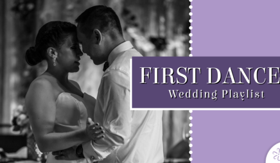 First Dance Wedding Playlist