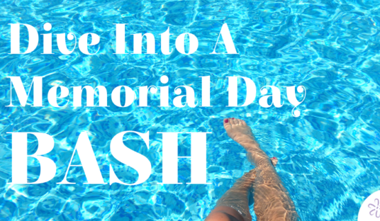 Dive Into A Memorial Day Bash