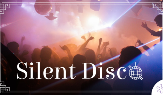 This Silent Disco Will Leave You Speechless