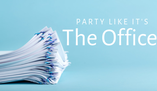 "Party Like It's ""The Office"""