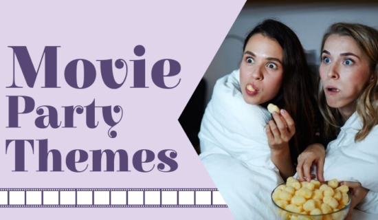 Movie Party Themes