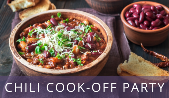 Ideas For A Chili Cook-Off Party