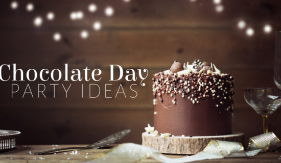 Chocolate Day Party Ideas
