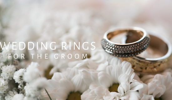 Wedding Rings For The Groom