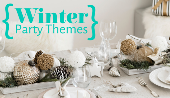 Winter Party Themes