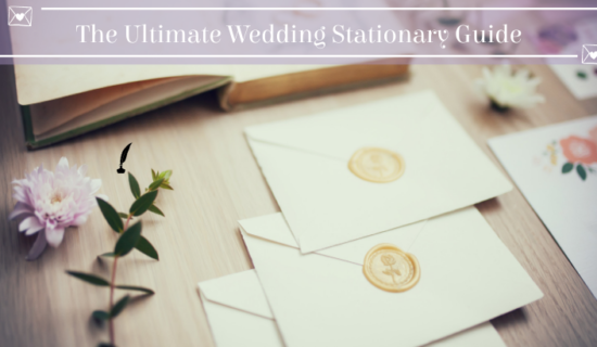 The Wedding Stationery Guide