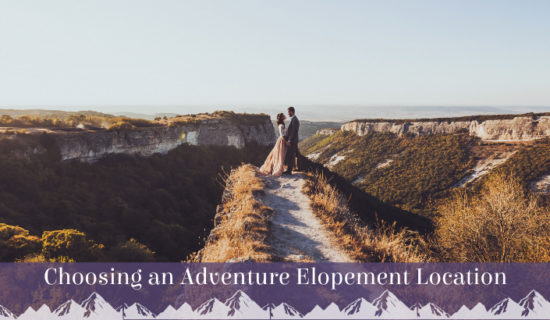 Choosing Where to Elope