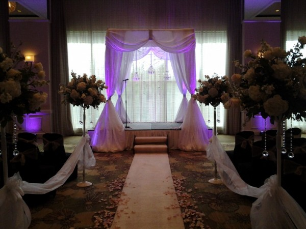 Wedding Ceremony at The Grand Hyatt Tampa Bay