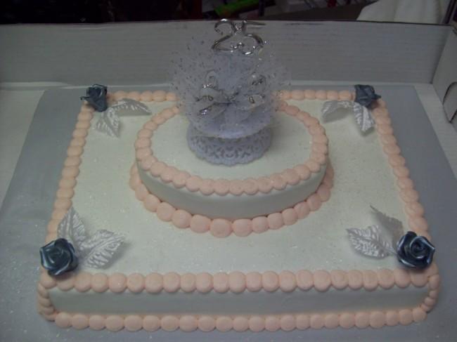 ideas para decorar tortas de bodas de plata