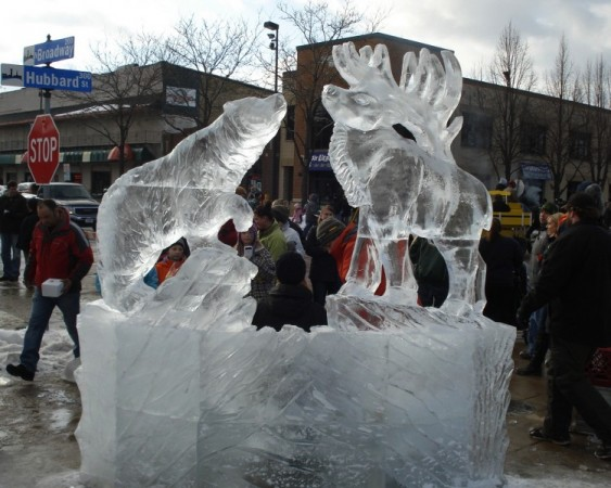 Great Outdoors Theme Winter Festival