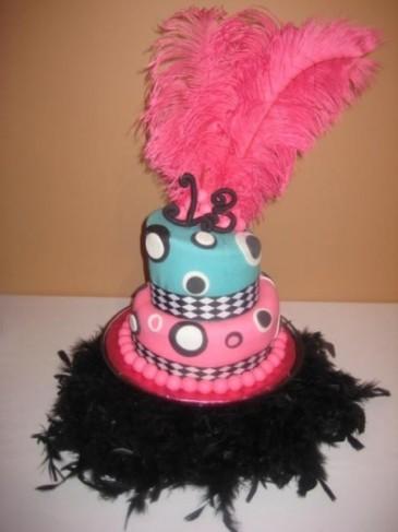 Girl Birthday Cakes on Photo Gallery   13th Birthday Cake