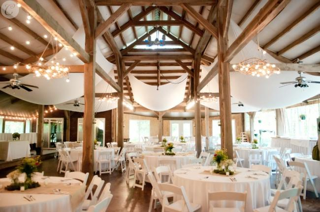 Stunning Wedding Reception Decor