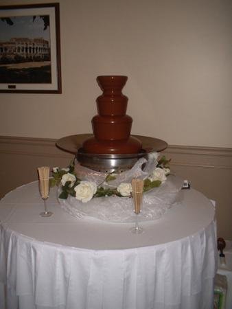 Wedding Chocolate Fountain
