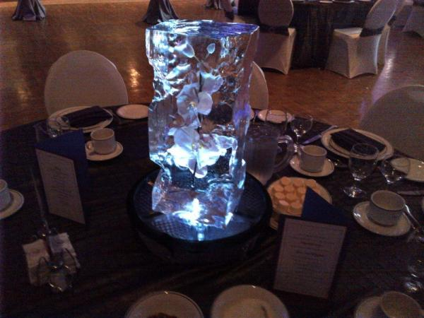 Center Ice Piece