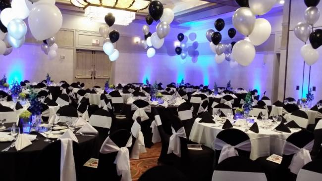 Black & White Event