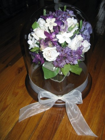 Photo Gallery Dome Wedding Bouquet Preservation