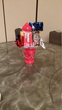 Yummy Candy Centerpiece