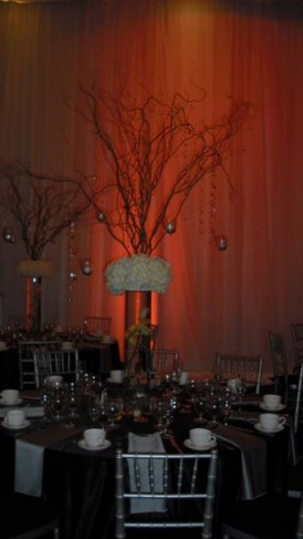 Guest Tables Centerpieces personal