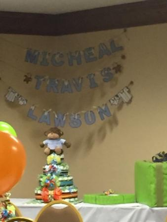 Baby Shower For Micheal