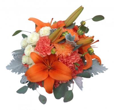 Orange Spice Bouquet
