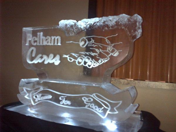 Pelham Ice Sculpture