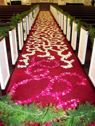 The Aisle Wedding Flowers personal
