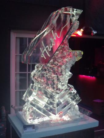 Detailed Ice Sculpture