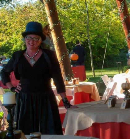 Caterer in a Top Hat
