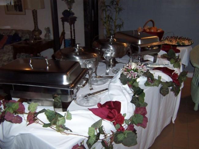Photo gallery wedding reception buffet for tampa fl wedding