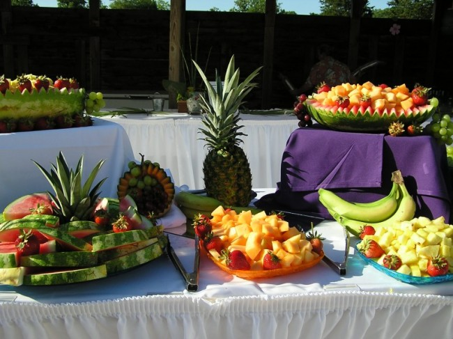 Luau Wedding Reception Food Luau Wedding Reception Food Share