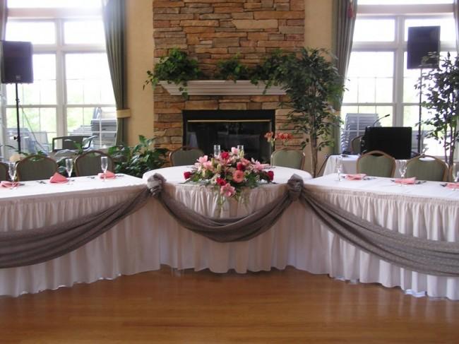 Elegant Reception Table Ideas Photograph Photo Gallery W