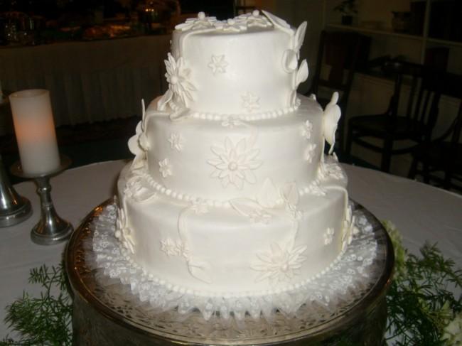 Wedding Cake Frosting Recipes — Dishmaps