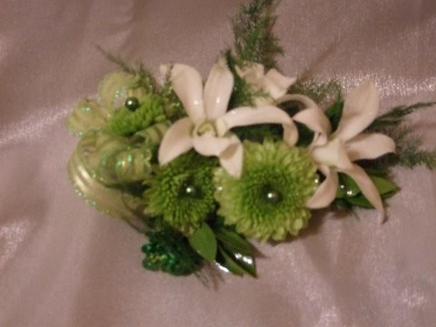 When No Ordinary Corsage Will Do... personal