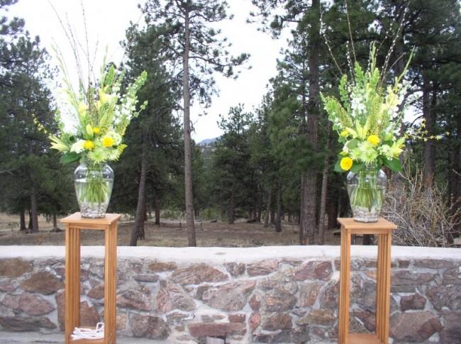 Capitol Inspiration: DIY Wedding Ceremony Altars
